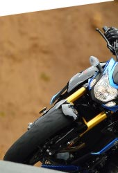 magasin Action Bike - essai moto SUZUKI