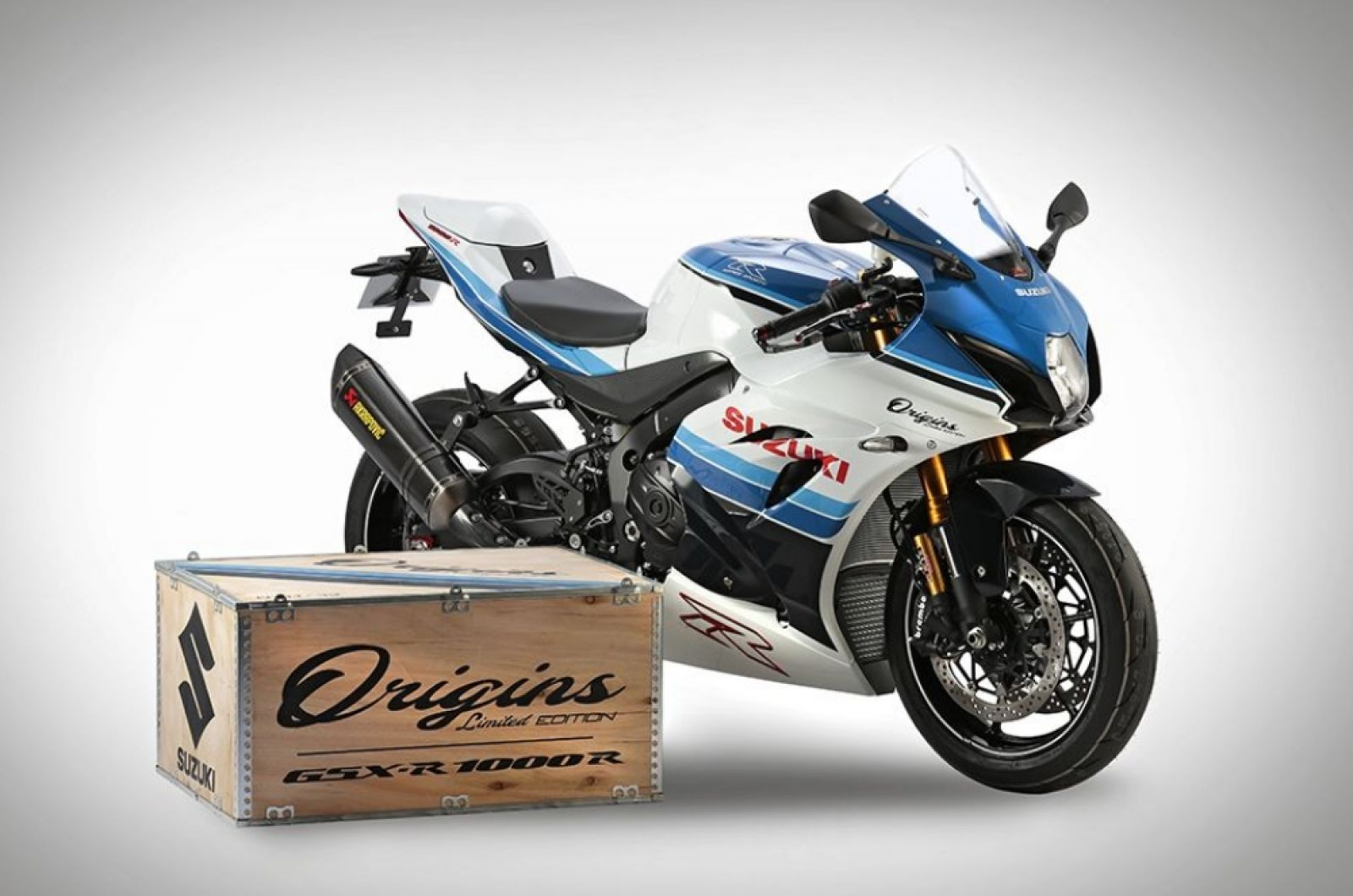 actualité - GSX-R1000R Origins - image d'illustration 10