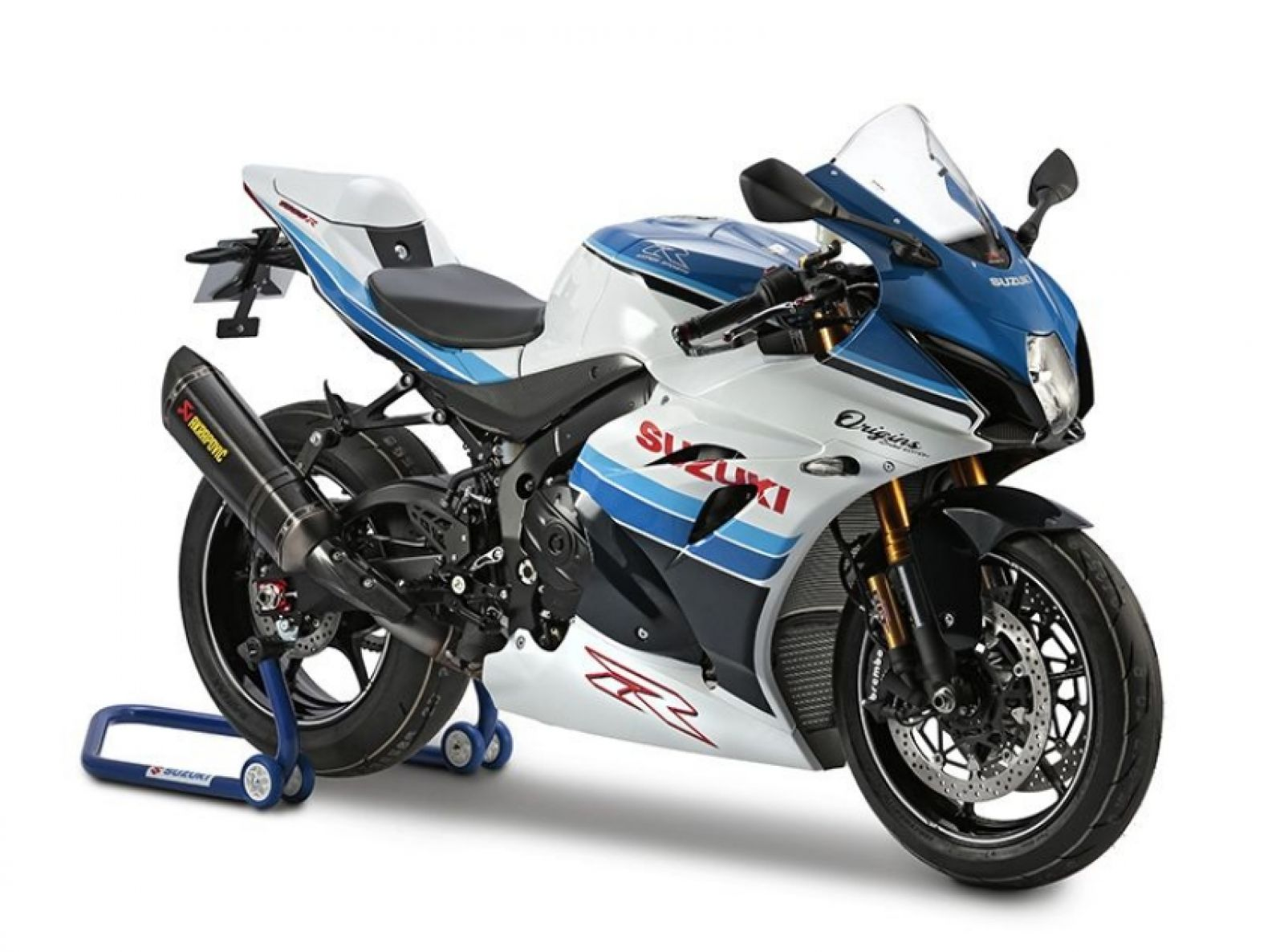 actualité - GSX-R1000R Origins - image d'illustration 12