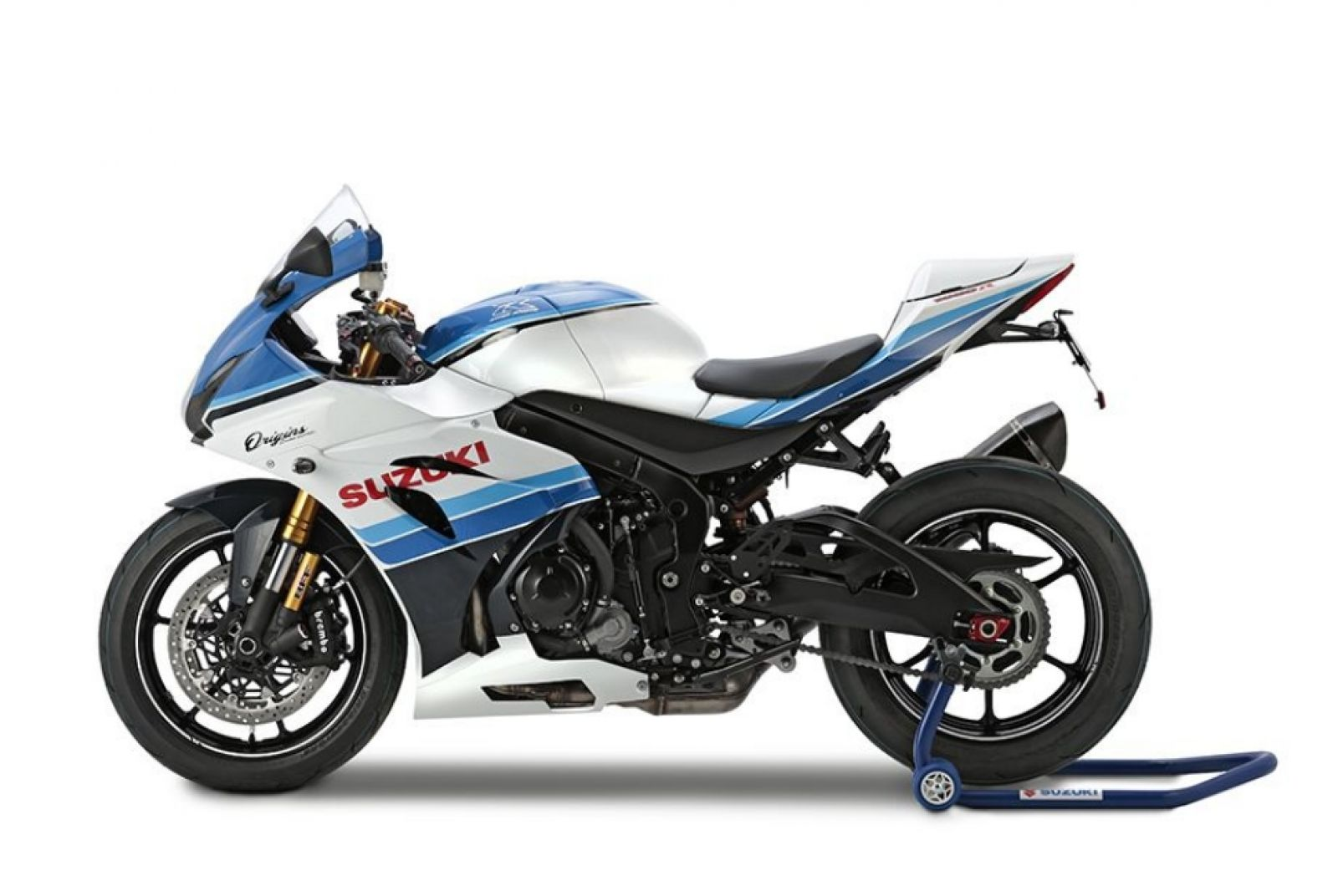 actualité - GSX-R1000R Origins - image d'illustration 14
