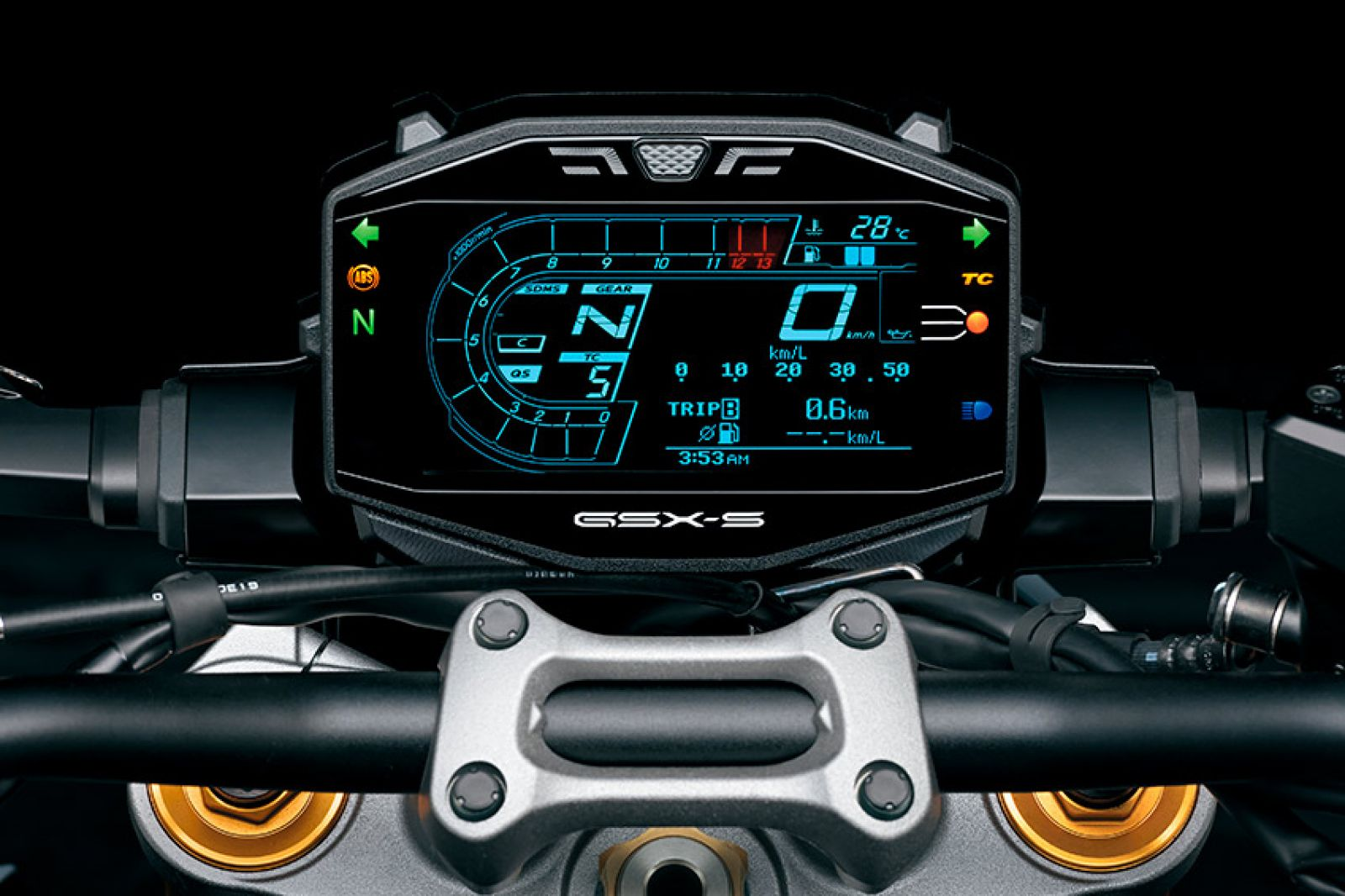SUZUKI - GSX-S 1000 MOD 2021 EURO 5 - image d'illustration 5