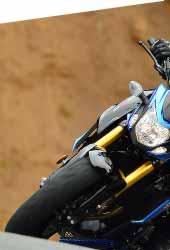 magasin Action Bike - essai moto SUZUKI