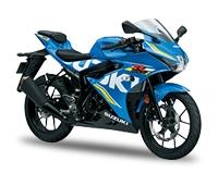 SUZUKI Moto 125 cm3
