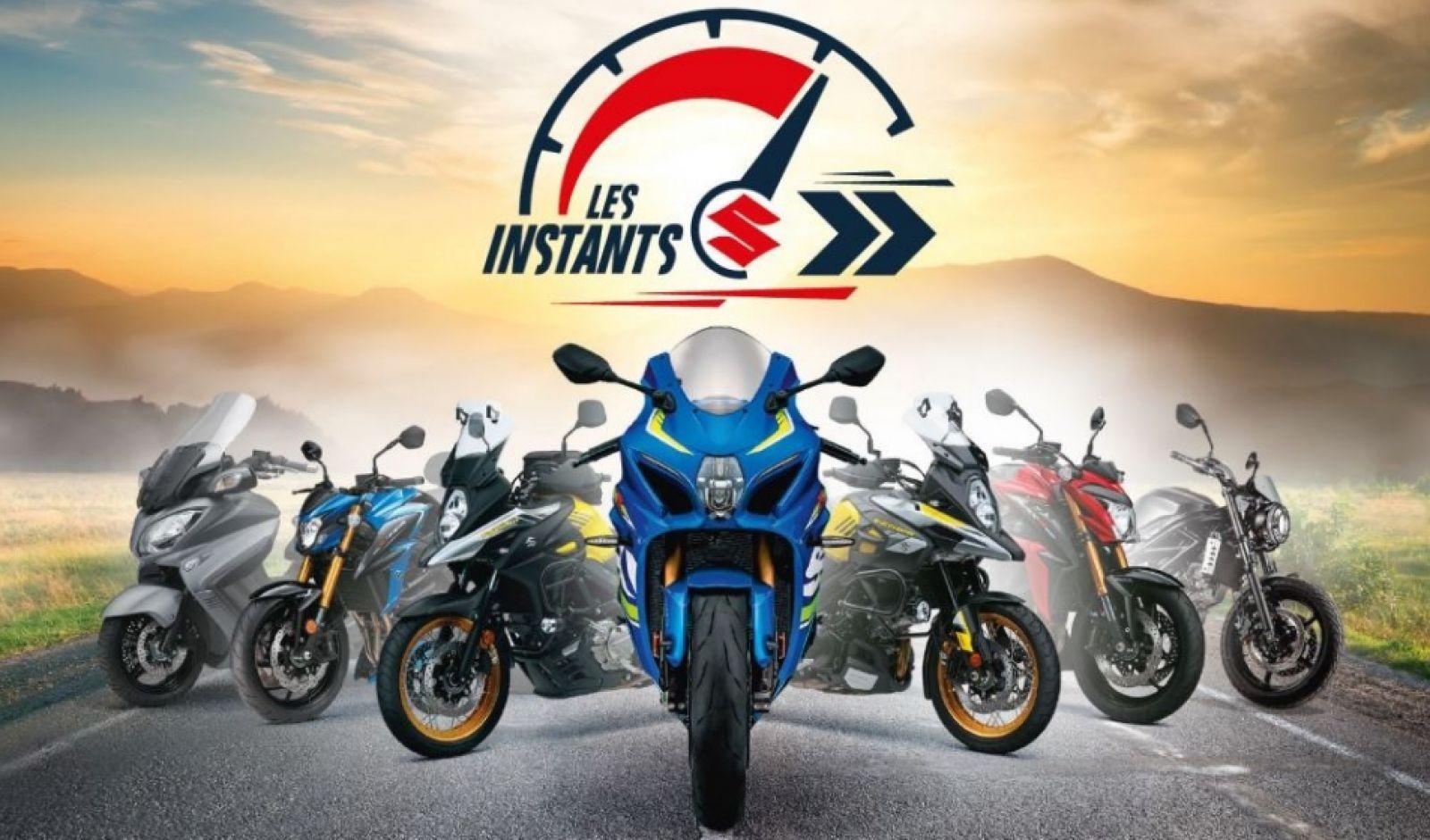 actualité - Rendez-vous chez Suzuki pour les Instants S - image d'illustration