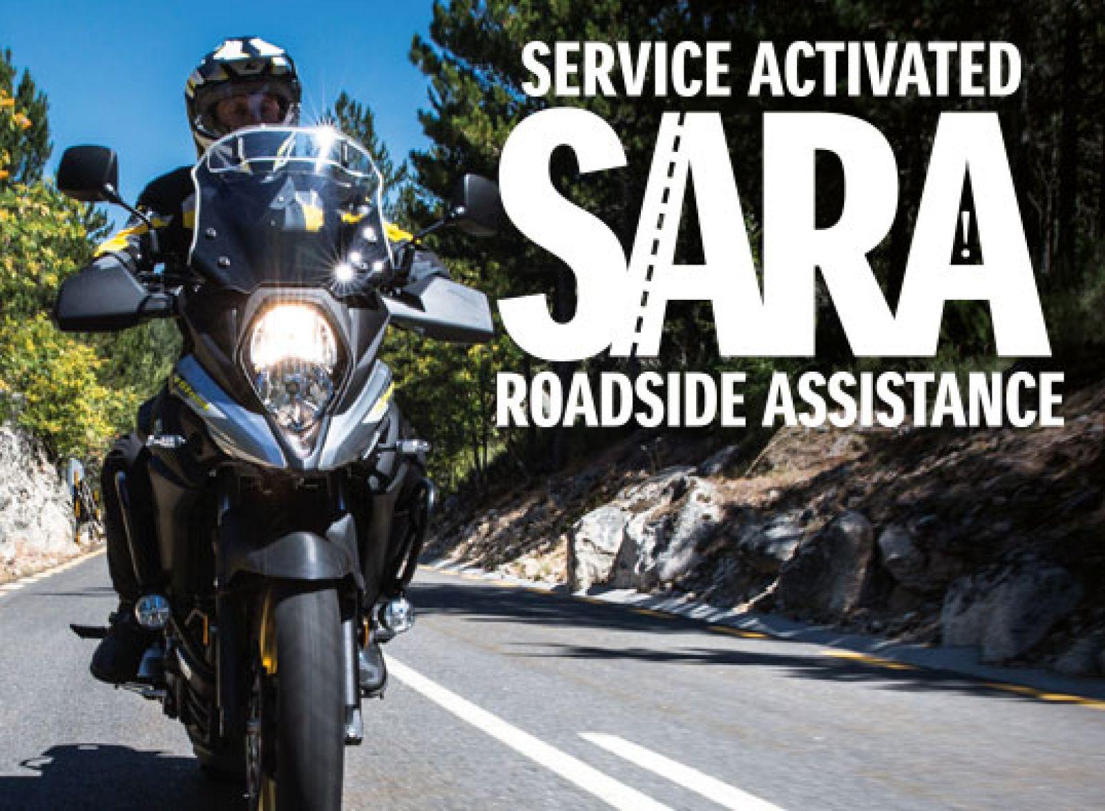 SARA (Suzuki Assistance Reconduite Annuellement)